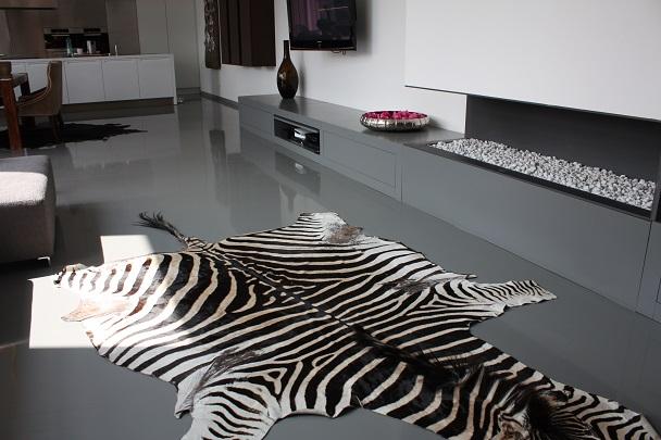industrieboden k chenboden bodenbeschichtung wohnraum. Black Bedroom Furniture Sets. Home Design Ideas
